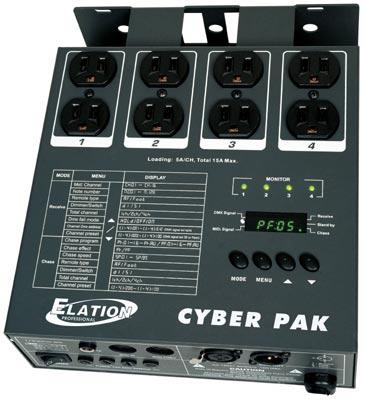 American DJ Cyber Pak
