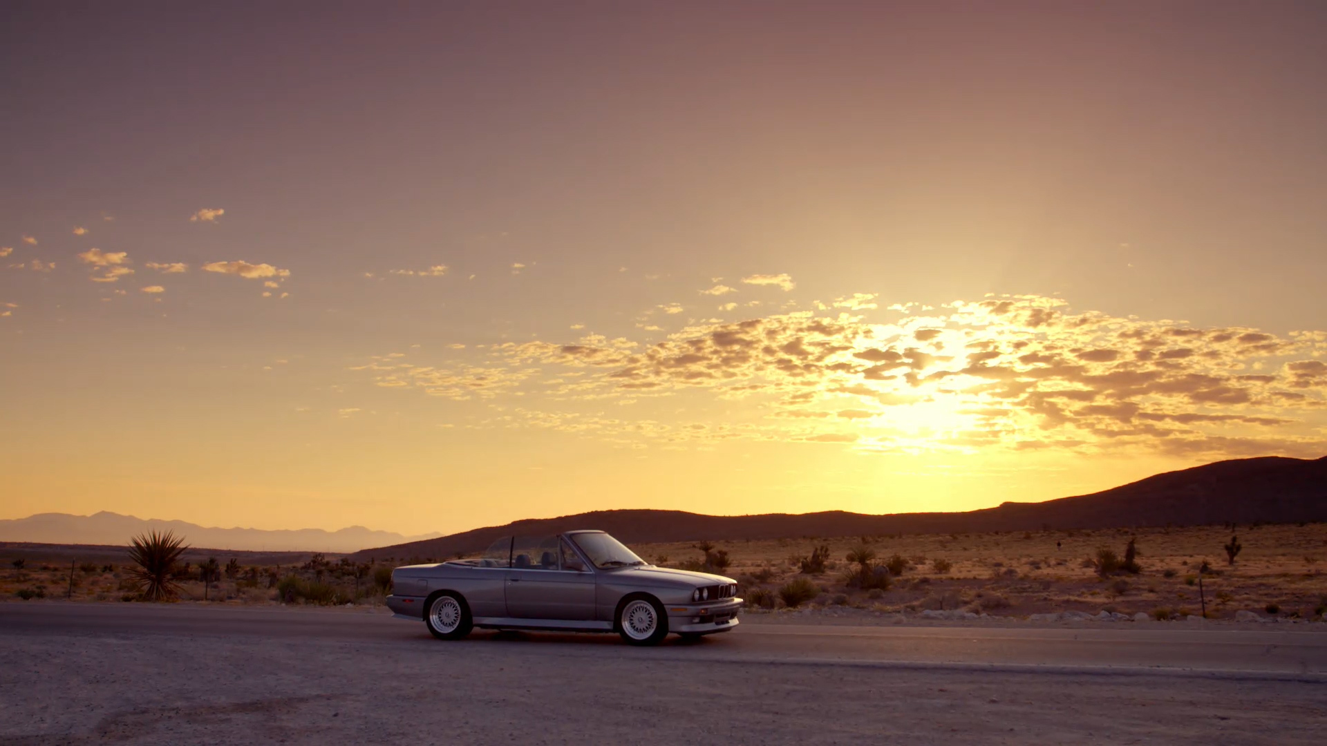 Sunrise - BMW 3 Series