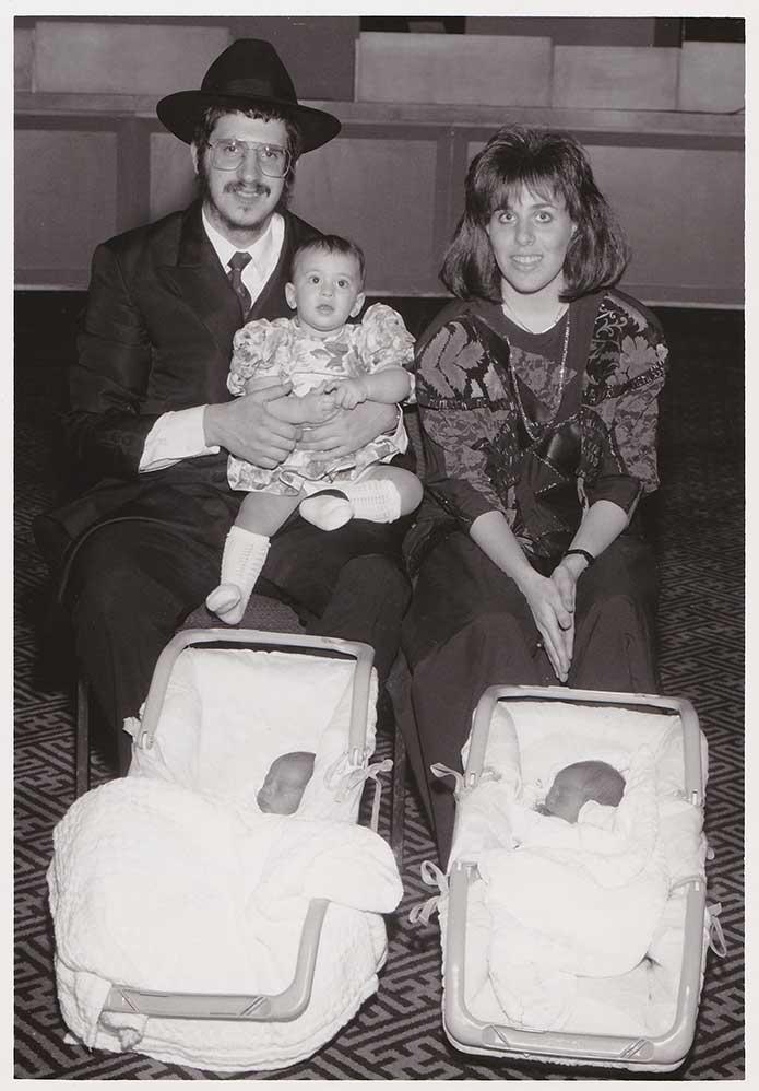 1991---Harlig-Family